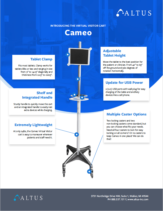Cameo Features