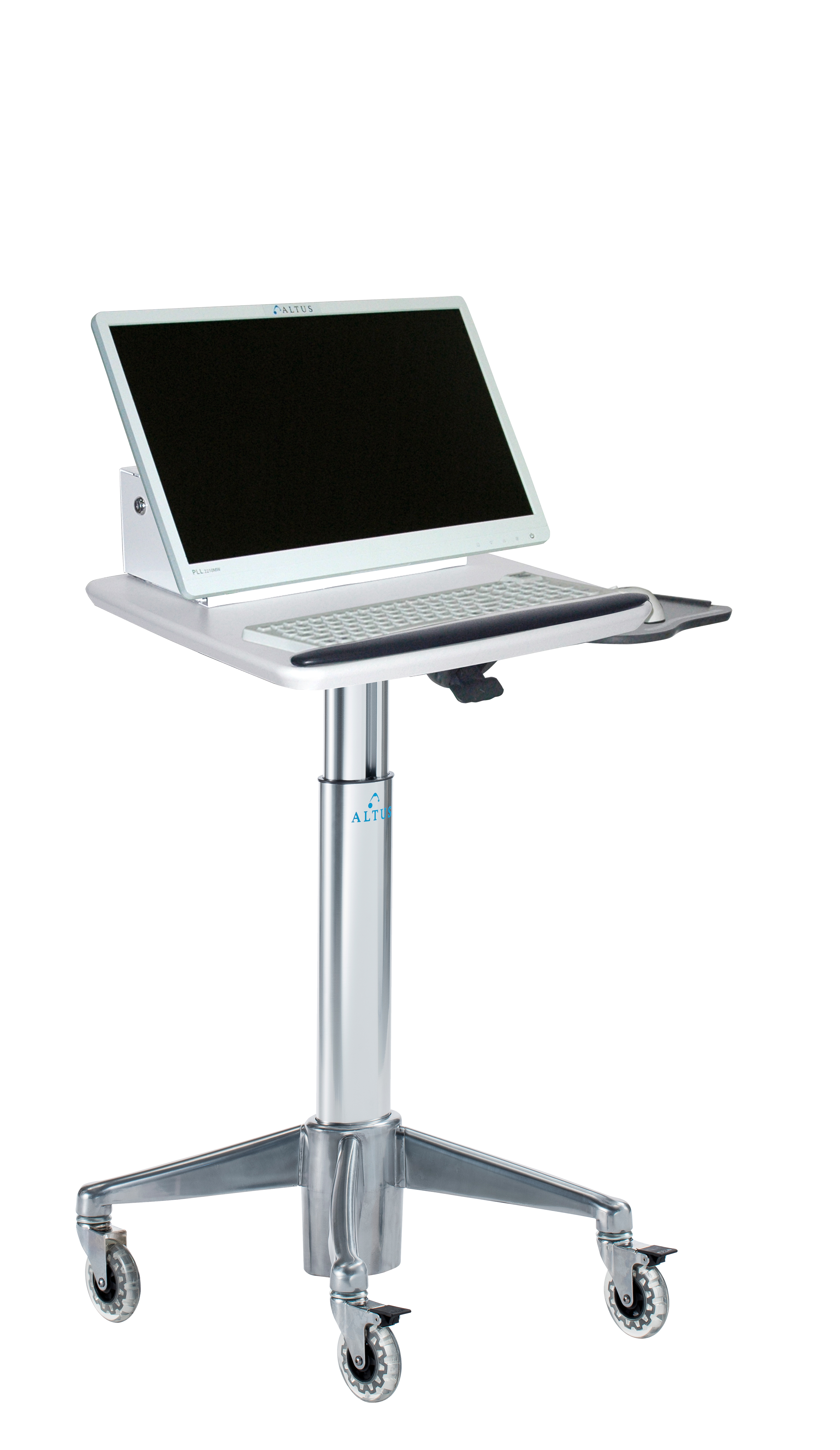 HMC5P5: Sightline Locking LCD Cart