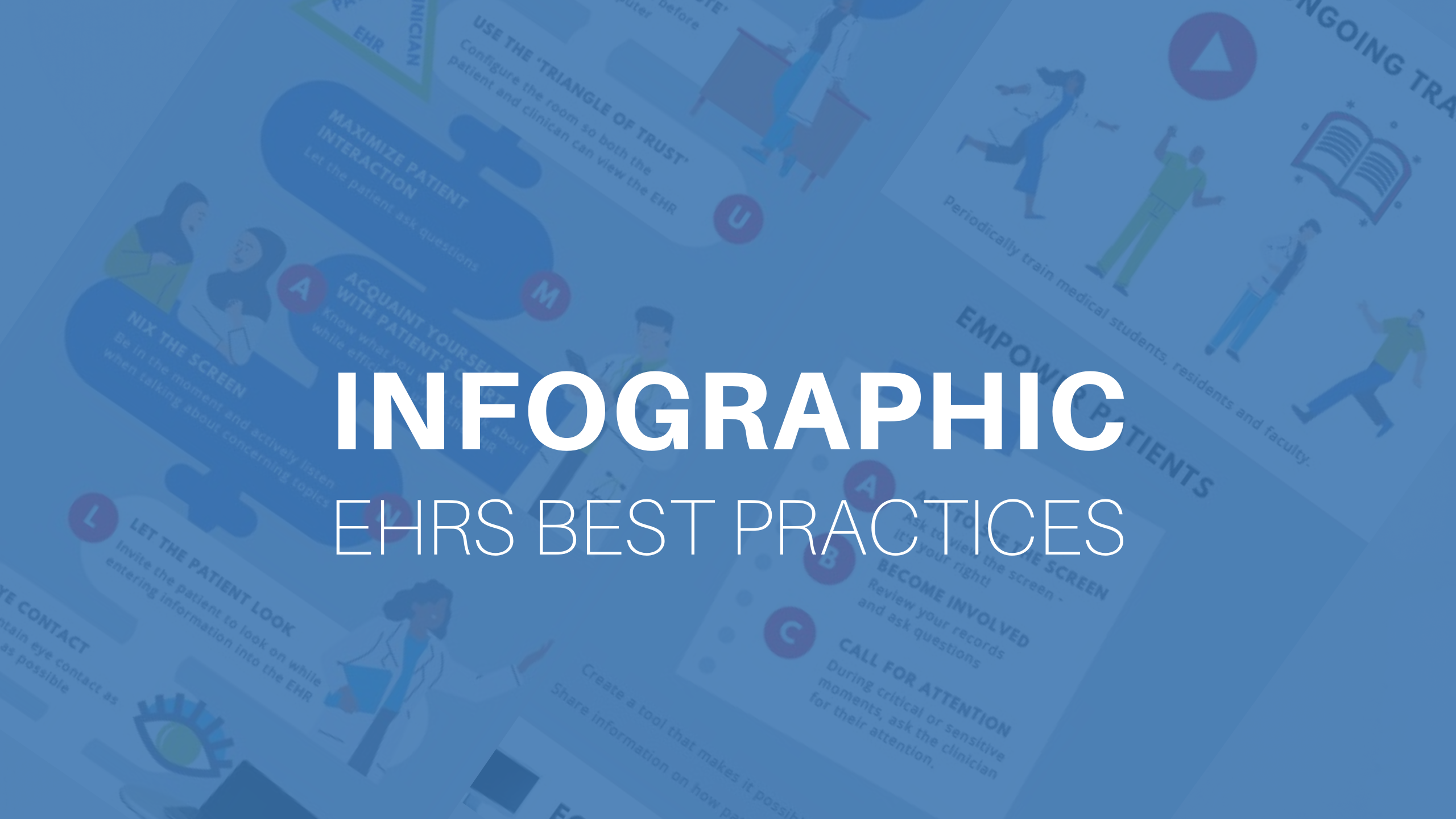 Infographic EHRS best practices