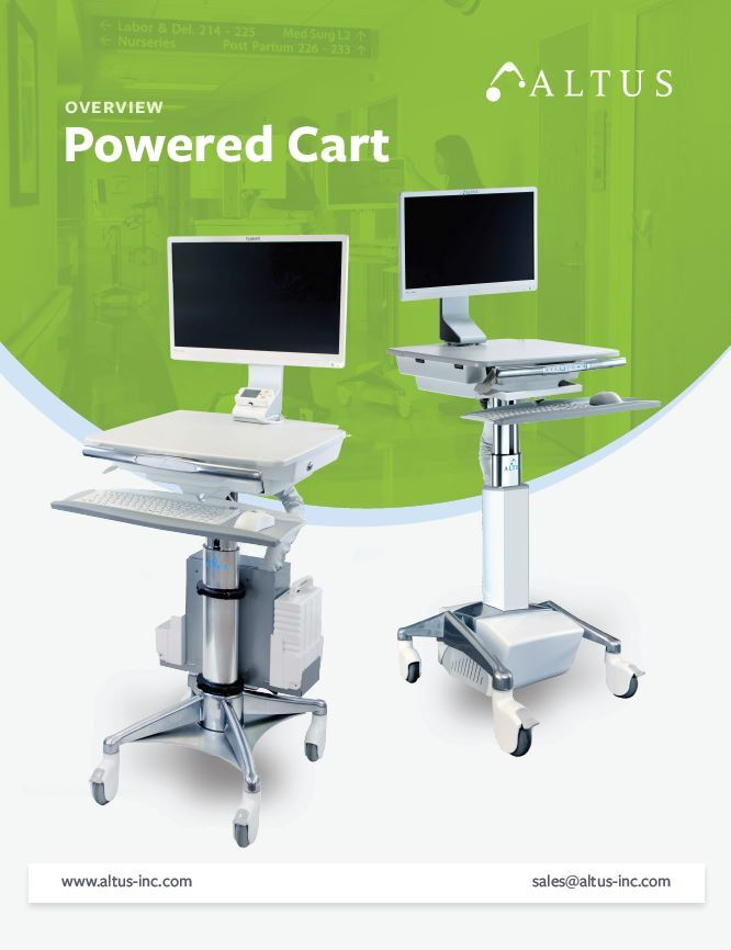 Powered carts overview cover