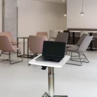 MPC-46P: Square Laptop Cart