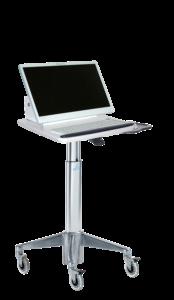 HMC5P5: Sightline Locking LCD Cart