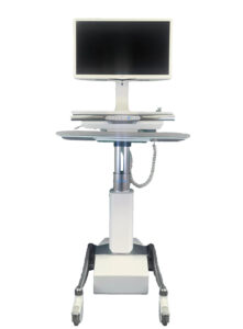 EL3 ClioAir LCD and All-in-One PC Cart