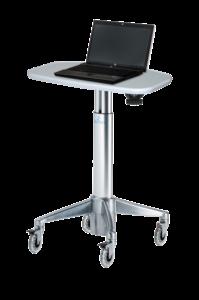 MPC-42P: Rectangular Laptop Cart