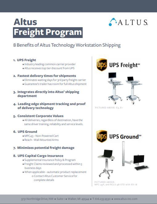 Freight program