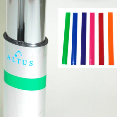 Vinyl Color Coding Strips: CCS-XX