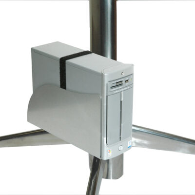 Slim-Line CPU Holder: CPU-2-PL