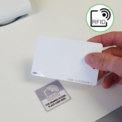RFID Badge Reader: RFID