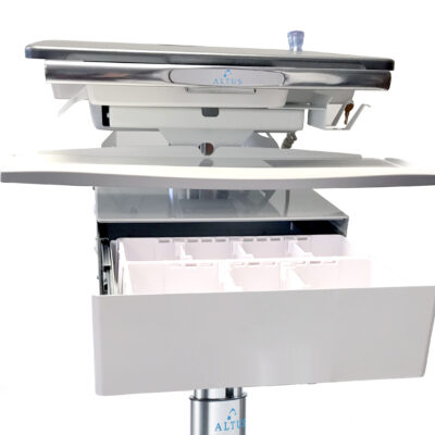 Worksurface Mounted Non-Locking Single Drawer: DSW-NL
