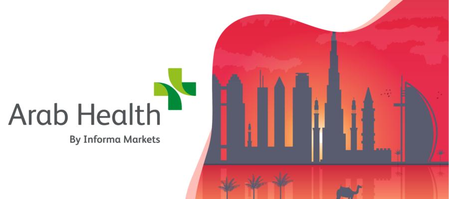 Arab Health header 1